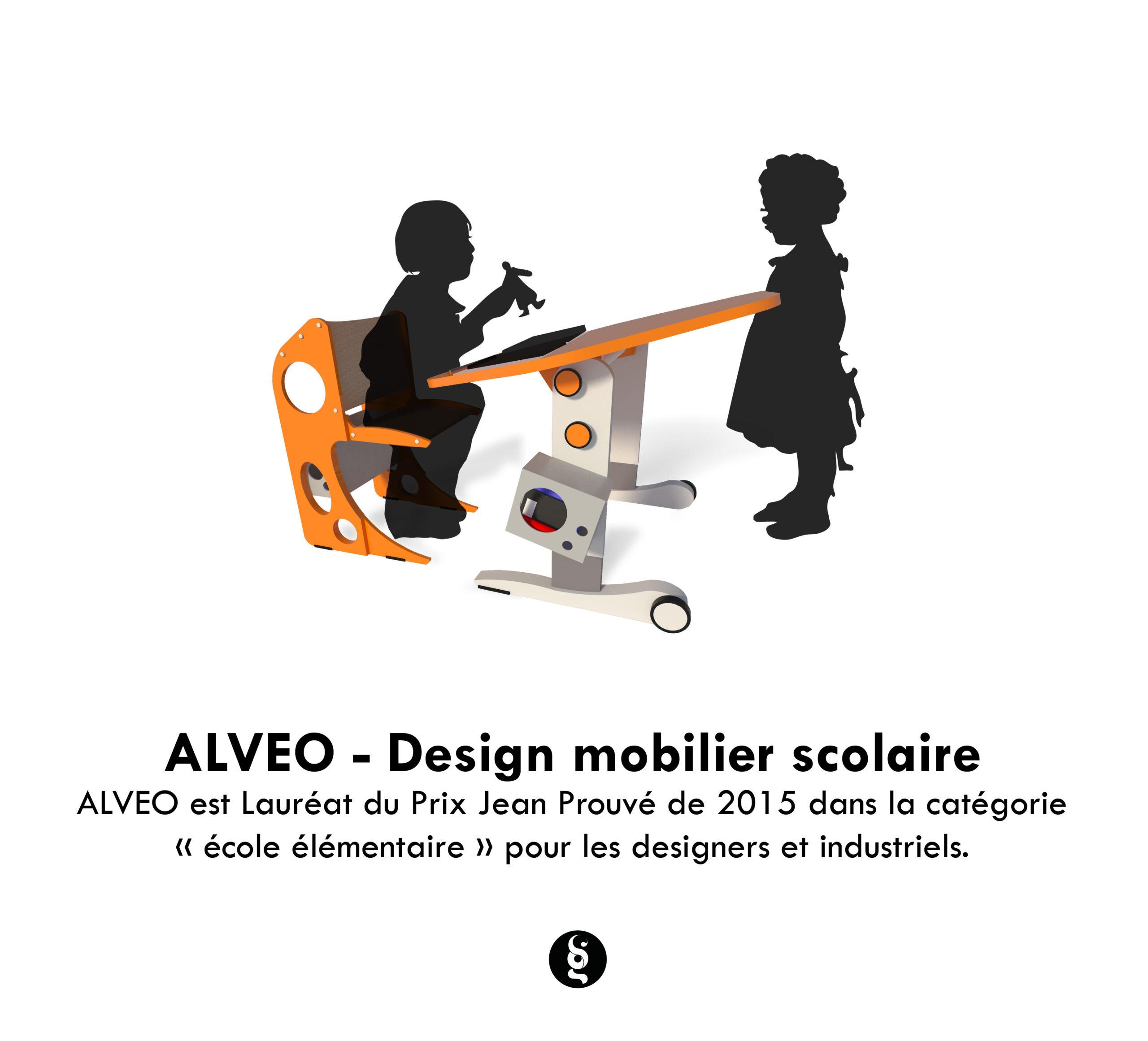 Design mobilier - ALVEO